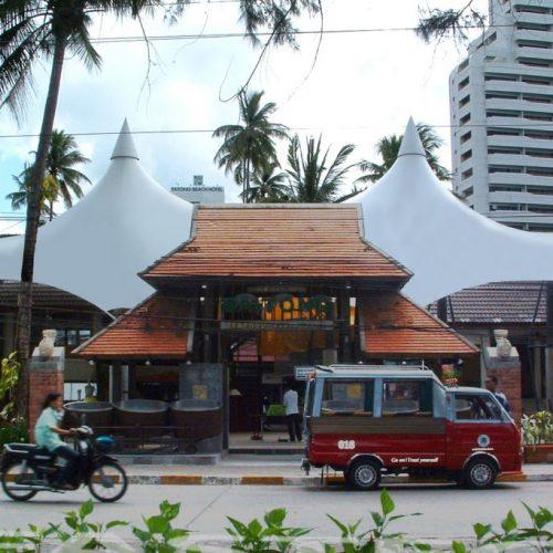 Baitong Restaurant - Phuket, Thailand
