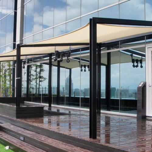 DTAC Roof Terrace - Bangkok, Thailand