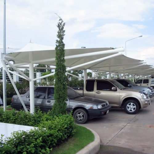 The Car Canopy - Thailand