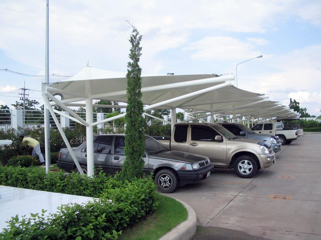 The Car Canopy - Thailand