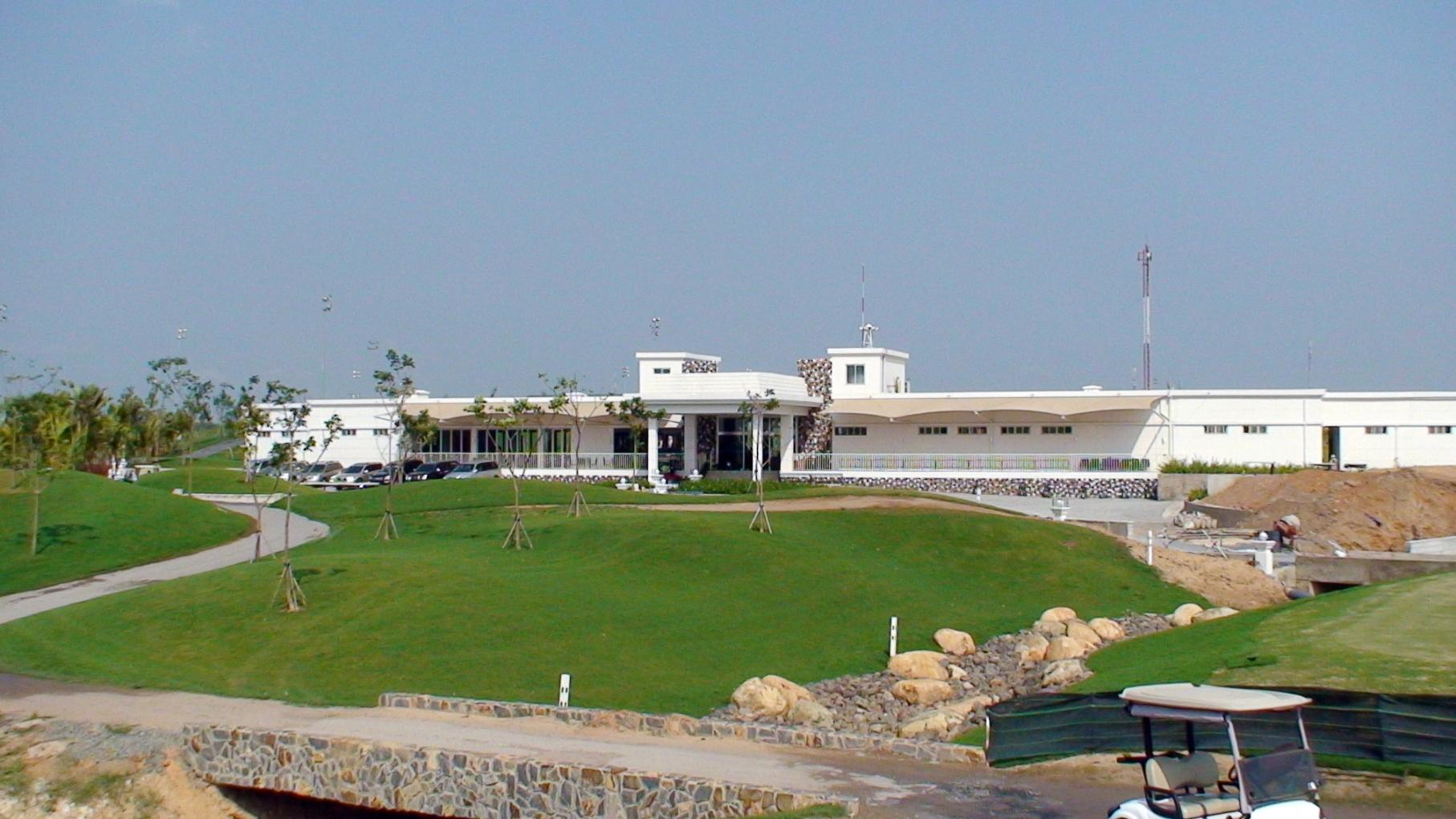 Twins Doves Golf Club - Dong Nai, Viet Nam