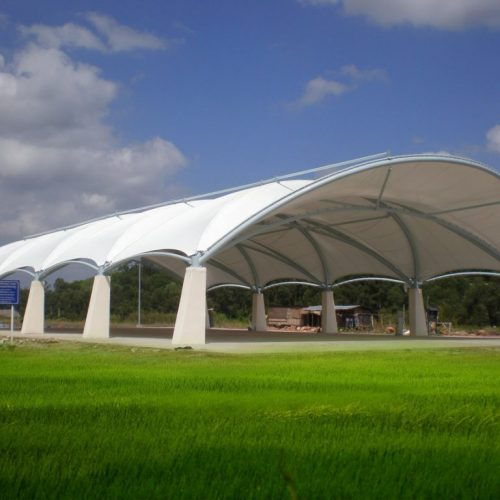 Youth Center - Surattani, Thailand